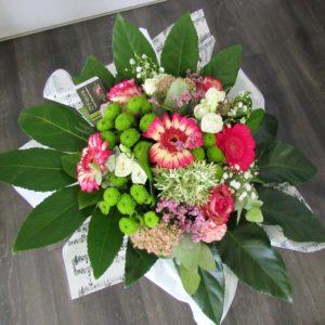 Bouquet Alice - D'Fleurs, fleuriste à Fontenay-le-Comte en Vendée