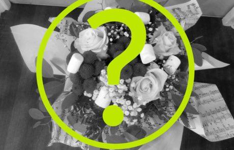 Bouquet du fleuriste - D'Fleurs, fleuriste à Fontenay-le-Comte en Vendée