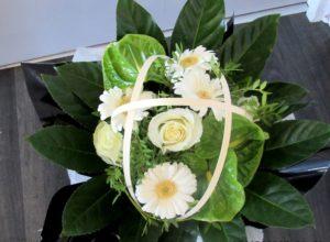 bouquet Cage D'fleurs Fleuriste Fontenay le Comte