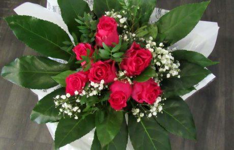 Bouquet Elodie - D'Fleurs, fleuriste à Fontenay-le-Comte en Vendée