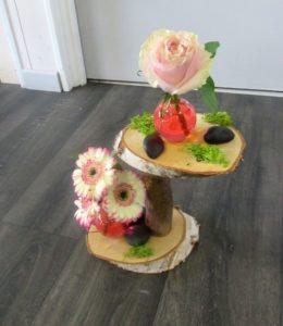 Pastel d'Automne D'fleurs Fleuriste créateur Fontenay le Comte