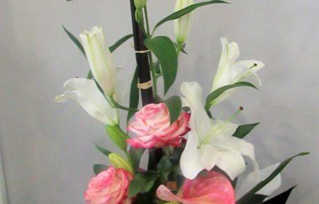 Bouquet Lidia - D'Fleurs, fleuriste à Fontenay-le-Comte en Vendée