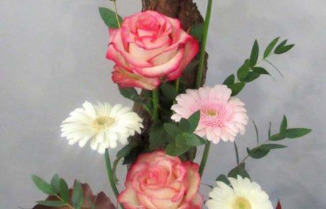Composition florale - Adelaïde - D'Fleurs Fontenay-le-Comte Vendée